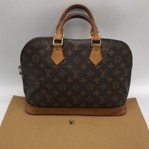 Authentic Louis Vuitton Monogram Alma Handbag ❤️